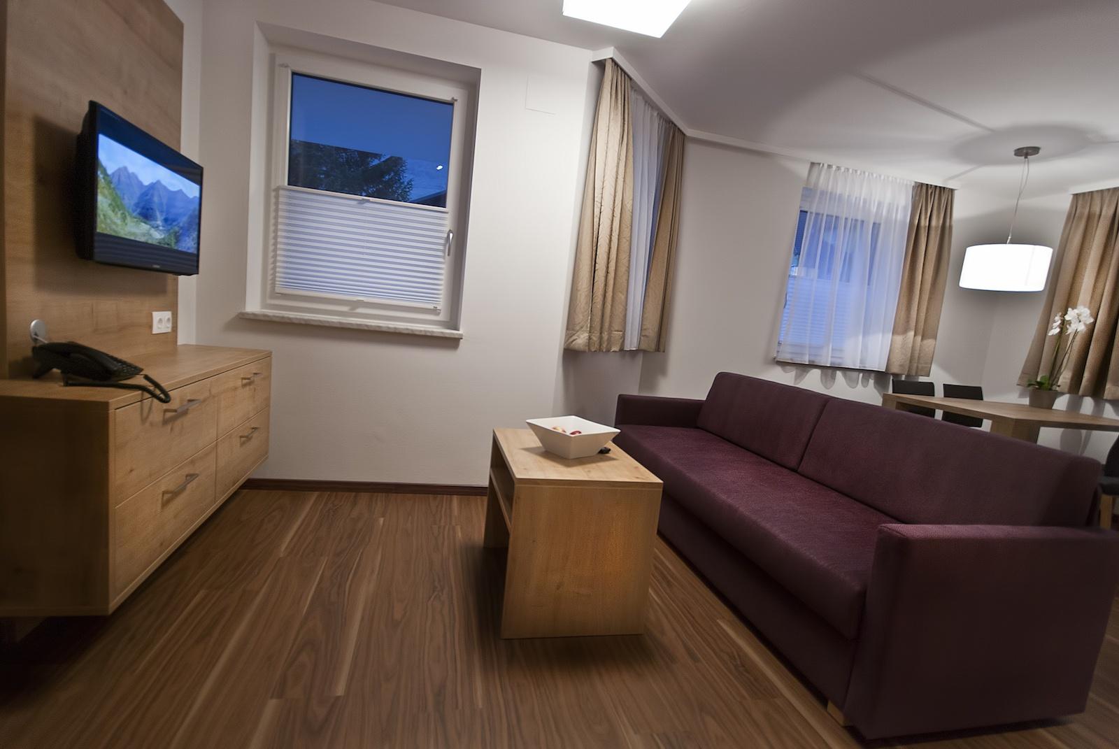 apartments in bad hofgastein